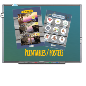 Printables, posters